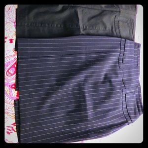 2 Pencil skirts
